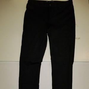2 pair Calvin Klein skinny jean pants & Belt